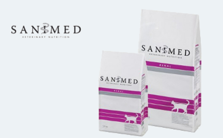 sanimed kattenvoer