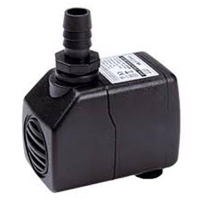 Filters, pompen & verwarming